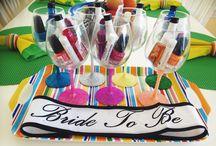 Bachelorette party ideas! / by Charlee Jakobitz