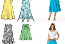 Sewing - Skirts