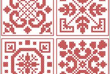 cross stitch square ideas