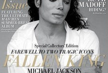 Michael Jackson - Magazine covers