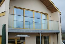Balconies / A range of balconies from SG System Products