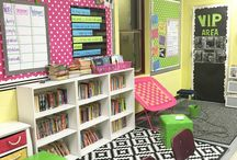 Classroom Library / Setting up classroom libraries and making them work