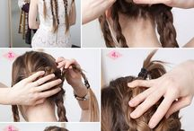 Hairstyles long hair