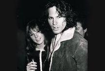 Pamela Courson & Jim