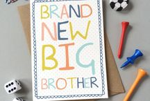 New Big Brother and Sister Gifts