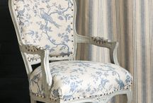 Annie Sloan Fabric Collection / Annie Sloans gorgeous fabric collection