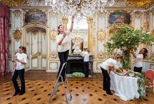 Alejandra Poupel Events / #luxuryweddingplanner #franceweddings #chateauweddingfrance #weddingceremony #weddinginspirations #corporate #event #planner #corporateeventplannerparis #elegant