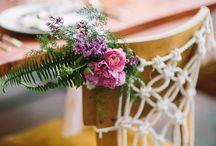 Wedding Macrame