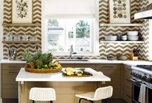 Kitchen / by Michelle Padgett