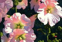 Flowers / Painting