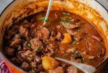 stews & one pot wonders