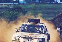 WRC & Rallyes