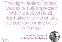 The High-Heeled Hostess