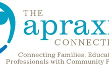 GREAT INFO on Apraxia / Helpful information & articles about apraxia and related disorders recommended by families, educators, therapy/medical professionals of The Apraxia Connection.