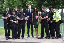 Royal Wedding / Královská svatva / Princ Harry & Meghan Markle
