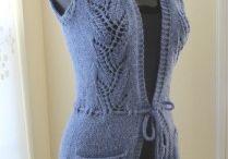 What I want to knit / by Gwyndolyn Lynch