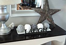 For The Home: mantel ideas / by Camie Coles