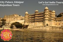 City Palace, Udaipur / Read blog on City Palace, Udaipur  http://letsgoindiatours.blogspot.in/2016/06/city-palace-udaipur.html