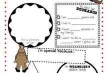 Western classroom theme / by Suzi Beck