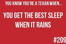 Texas! / by Shannon Davis