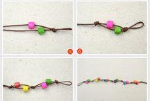 Puuhelmet- Wooden beads