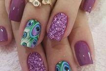 Nails / Acyclic, nail art, shellac, tutorials ..