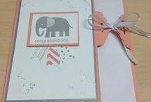 Constanzes-Stempelwelt Geburt / Baby