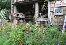 Garden Buildings / Garden buildings - sheds, summerhouses, shelters, useful, practical, and beautiful garden buildings.