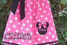 Sukienka dla córci