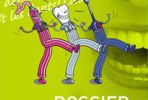 """Exposició """"Cuida't les dents!"""" / Cuida't les dents! és una actuació de caràcter lúdic i formatiu concebuda per explicar als nens i nenes d'entre 6 i 9 anys alguns conceptes bàsics sobre malalties bucodentals, hàbits saludables, alimentació adequada i bones pràctiques d'higiene dental."""