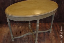 Annie Sloan Chalk Paint / by Mary Korman