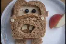 food fun sandwiches and art food