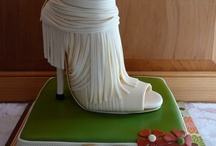 designer cakes  / by St. Augustine Weddings & Special Events