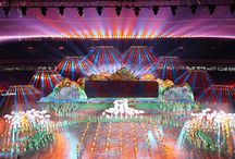 Opening ceremony of the ninth Changsha games / What we can do with almost 1,000pcs ACME Spartant 20R Beam Spot Wash ? The crazy imagination now is happening in the Games' opening ceremony of 9th China Hunan Province. One Light, One Design, One Great Performance !