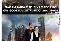 Memes de super herois