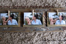 photography and picture frame ideas / by Vanessa Brown