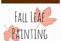 Fall crafts / by Jessica Alonso