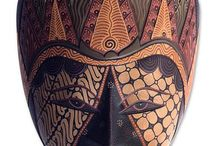 Wood Batik