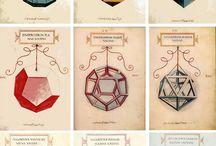 Geometric sketches