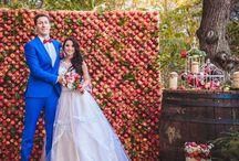 Свадьба / Яблочная свадьба