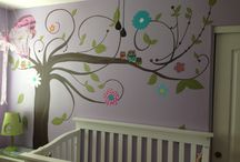 Tree Murals Painted by Kid Murals by Dana Railey