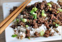 Dinner Ideas - Beef
