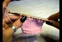 Crochet - Tunisian hook
