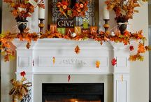 Fall Decor / by Trista Papen
