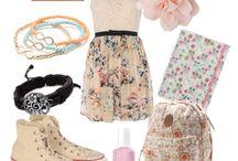 Violetta oblečení