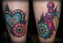 Disney/Cute tattoos