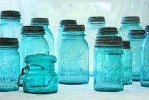 Jars, Bottles & China