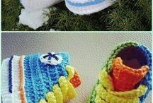 baby/barn sko m.m.
