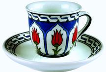 çini kahve  fincanı