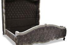 Upholstered bed frames / Upholstered bed frames